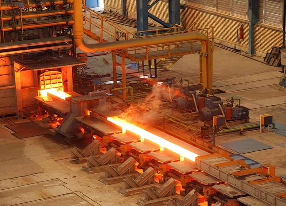 صنایع آهن و فولاد سرمد ابرکوه
