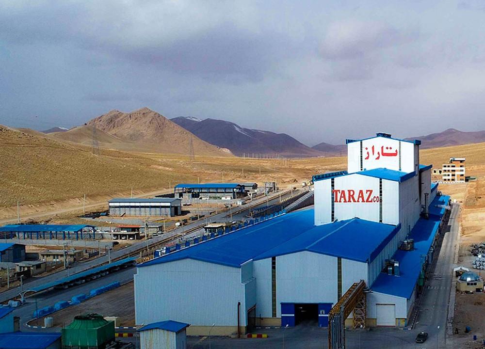 شرکت فولاد تاراز چهارمحال